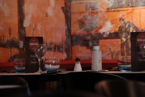 Le Don Vito - Restaurant italien Lyon 8 - 13