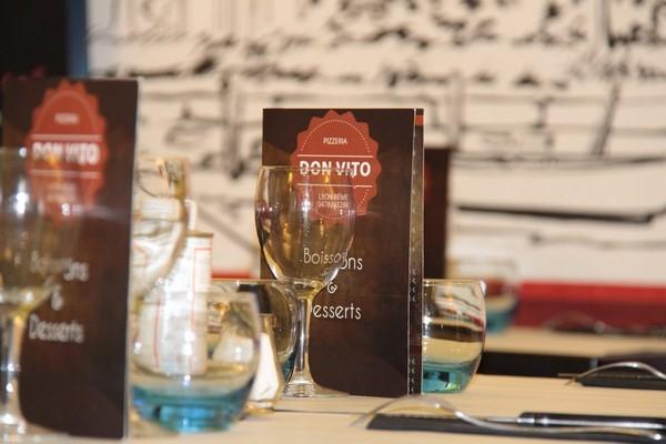 Le Don Vito - Restaurant italien Lyon 8 - 9